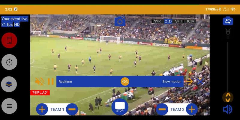 Livestream App - Jetzt mit Sport Fan und Platin TV durchstarten