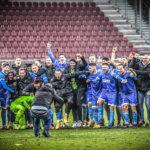 WAC schafft Aufstieg in der Euro League. Foto: Gerhard Pulsinger