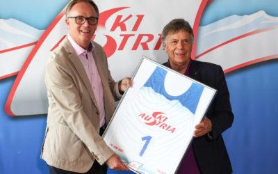 SkiverbandKarl Schmidhofer ist neuer ÖSV-Präsident