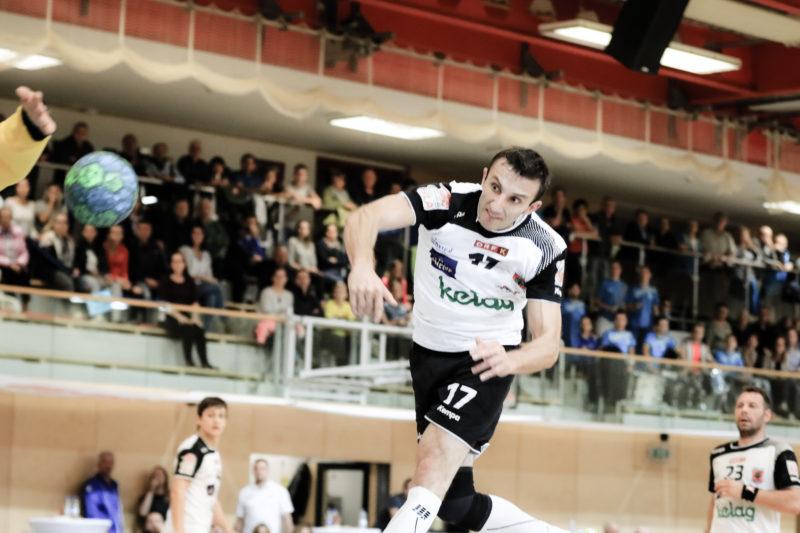Angriff | Handballdoppel in Ferlach ab Freitag 18h30