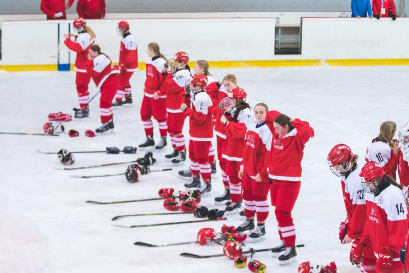 ; U18 Weltmeisterschaft Damen Division 1A Radenthein am 08.01.2019 in RADENTHEIN (NOCKHALLE), AUSTRIA, Photo: Ernst Krawagner