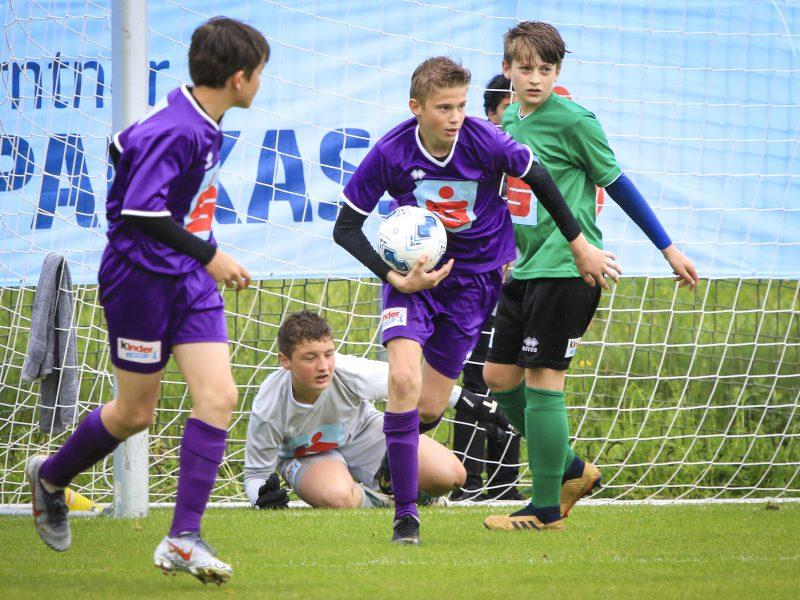 Schueler Liga 2019, Landesfinale Kaernten at Sportplatz, Koetschach Mauthen on 28 May  2019. Photo: Ernst Krawagner