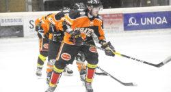 Eishockey, EC LiWOdruck Spittal - USC Pirates Velden at Eis Sport Arena, Spittal on 11 January  2020. Photo: Günter Dokter