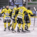 Eishockey AHC Division 1, ESC Soccer Zone Steindorf - EC LiWOdruck Spittal Hornets at Ossichersee Halle, Steindorf on 30 January  2020. Photo: Ernst Krawagner