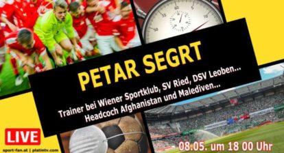 Petar Segrt