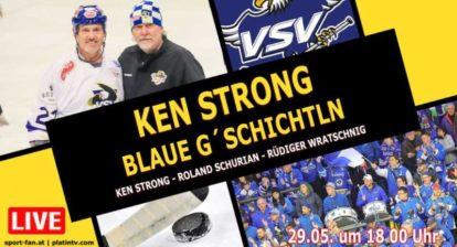 Ken Strong und Rüdiger Wratschnig