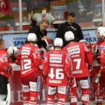 EBEL. Eishockey Bundesliga. KAC gegenVSV. Trainer Petri Matikainen (KAC). Klagenfurt, am 9.10.2020.Foto: Kuesswww.qspictures.net
