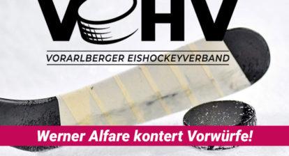 Werner Alfare kontert Vorwürfe