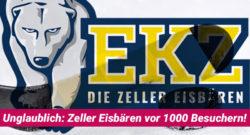 Zell am See startet in die KEHV Meisterschaft