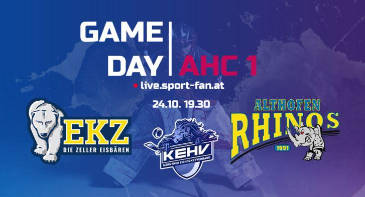 EK Zeller Eisbären -Althofen-Eishockey