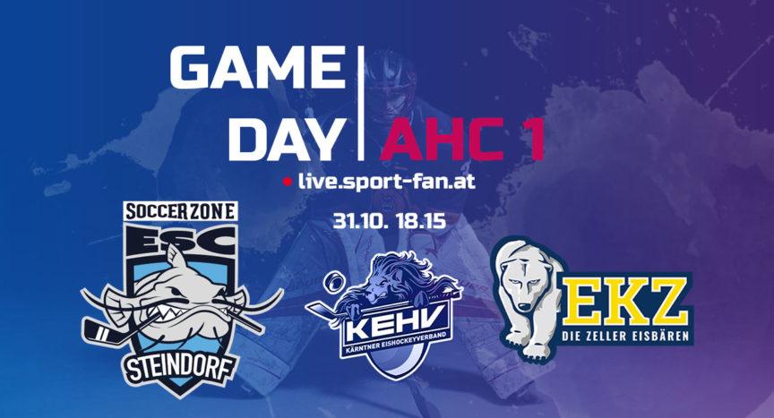 ESC Steindorf vs. Zell-Eishockey-Vorschau-2020