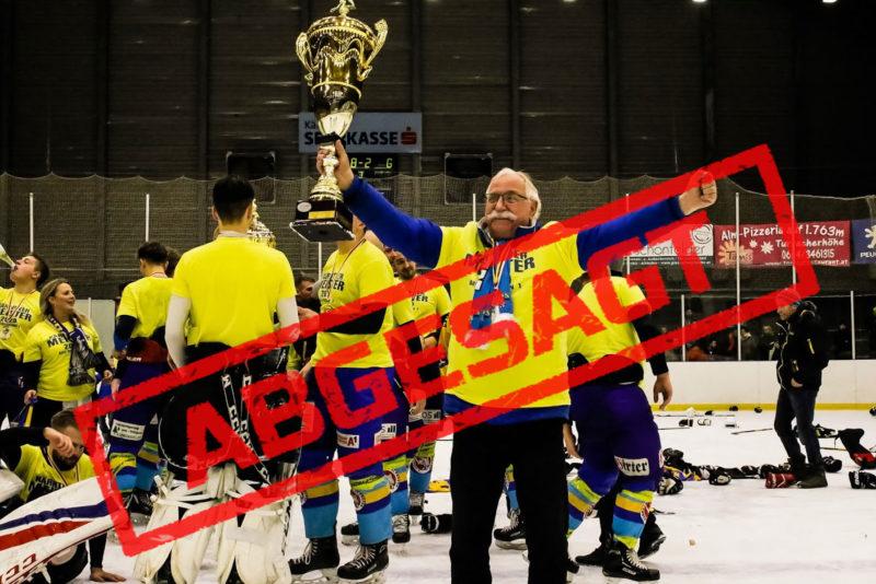Es ist aus – Lockdown schickt Kärntner Eishockey auf die Intensivstation