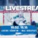 Lakers Kärnten - MAC Budapest - Eishockey Live