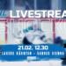 Lakers Kärnten - Sabres Vienna - Eishockey Live