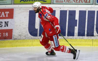 ICEHLEx-KAC Spieler unterschreibt in Linz