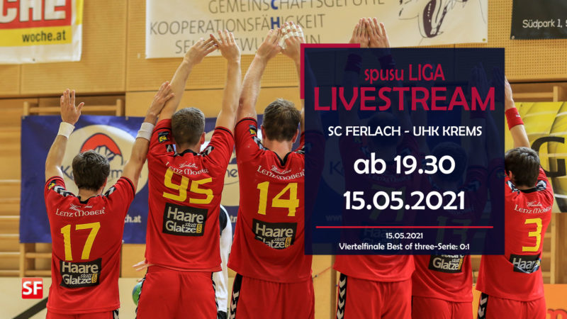Viertelfinale SC Ferlach gegen UHK Krems