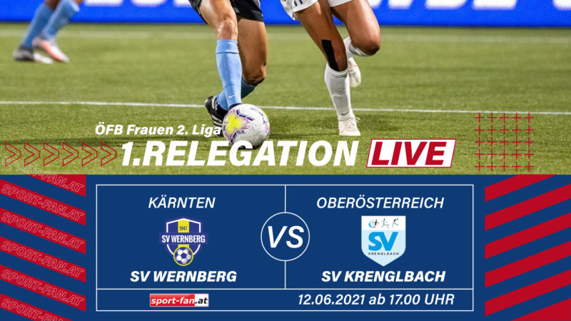 SV Wernberg live gegen SV Krenglbach