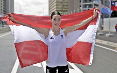 Tokio 2021Bettina Plank schreibt mit Bronze Olympische Karate-Geschichte