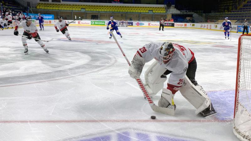 Österreich verliert zweiten Test gegen die Slowakei
