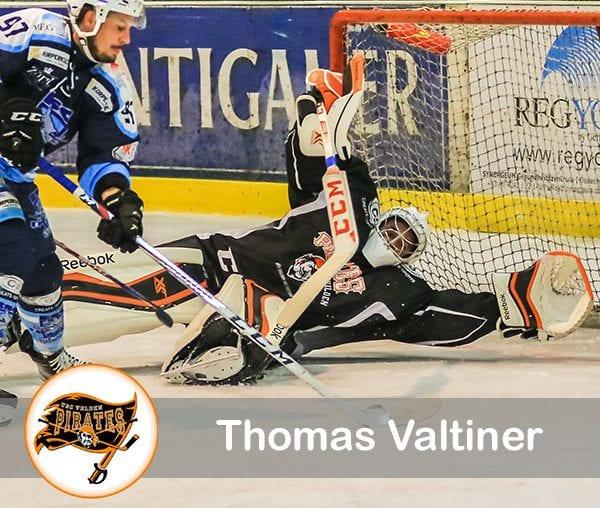Spieler der 11. Runde Thomas Valtiner - UCS Velden Pirates