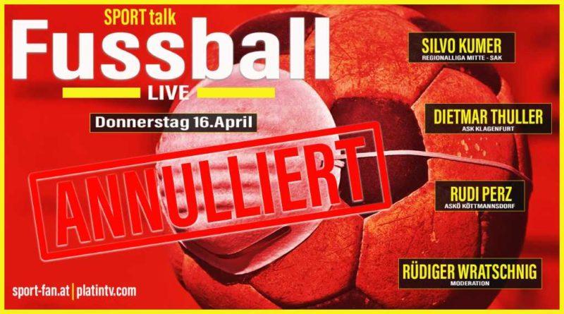 Amateure-Fussball-Live-Talk