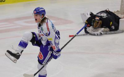 ICEHLAnton Karlsson komplettiert VSV-Kader