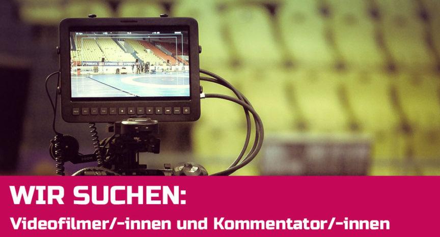 Videofilmer/-innen und Kommentatoren für Sportveranstaltungen in Kärnten