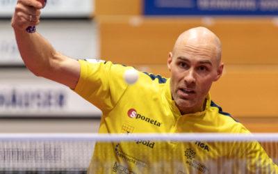 TischtennisDaniel Habesohn träumt vom Europacup-Sieg