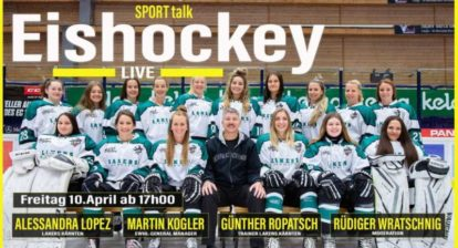Eishockey Livetalk Lakers Kärnten Damen