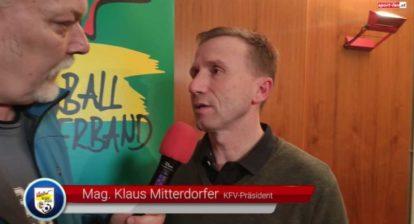 Interview Mag. Klaus Mitterdorfer