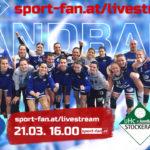 SC Ferlach- UHC Stockerau WHA Handball