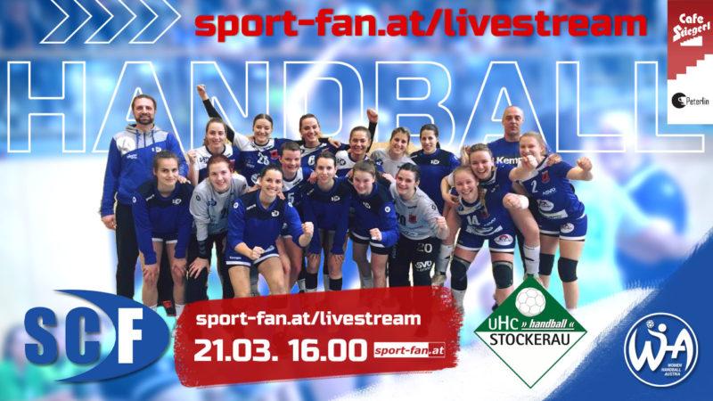 Handball liveWHA SC Ferlach – UHC Stockerau 21.03.2021