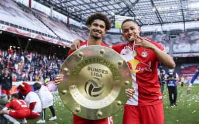 AbgangAndre Ramalho verlässt den FC Red Bull Salzburg