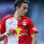 SALZBURG,AUSTRIA,04.OCT.20 - SOCCER - tipico Bundesliga, Red Bull Salzburg vs TSV Hartberg. Image shows Albert Vallci (RBS). Photo: GEPA pictures/ Jasmin Walter - For editorial use only. Image is free of charge.