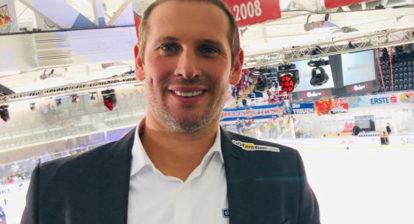 Gregor Baumgartner - Manager Black Wings Linz