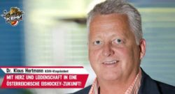 Dr Klaus Hartmann neuer OEHV Präsident? Foto: agon.at
