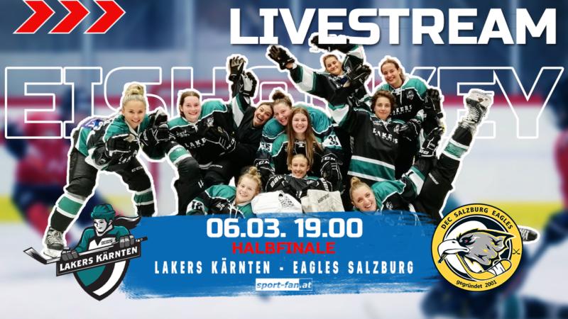 Live aus der Stadthalle VillachLakers Kärnten und DEC Eagles Salzburg