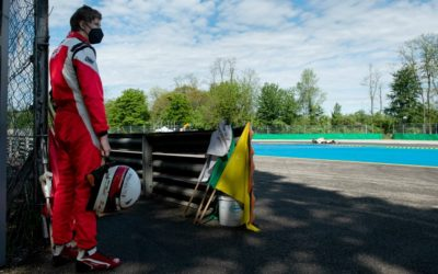 Formel 4Patrick Schober in Monza Top aber glücklos