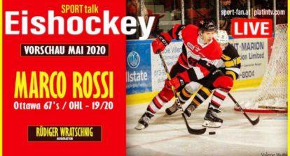 Marco Rossi Sport Talk