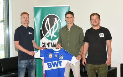 BundesligaJonas Wendlinger neuer Tormann bei der SV Guntamatic Ried