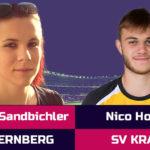 Tamara Sandbichler und Nico Holzer