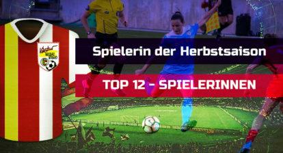 Spielerin der Herbstsaison-2020-Voting-Sport-Fan