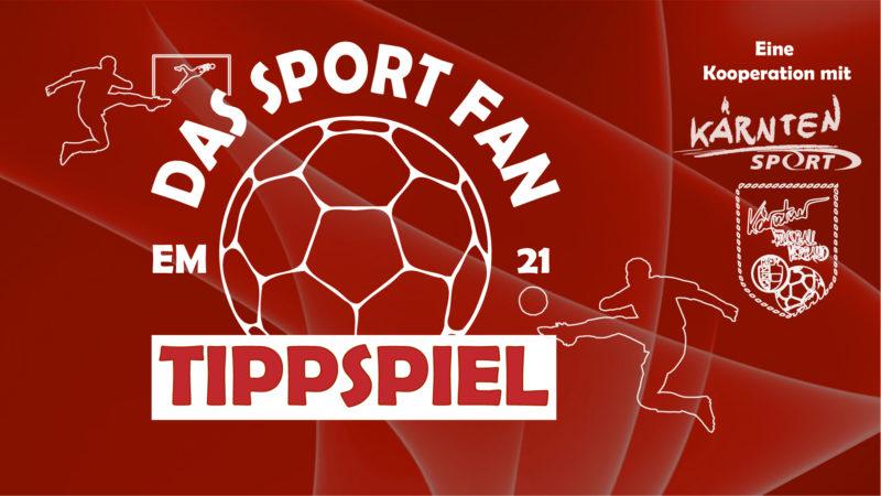 Sport Fan EM 2021 Tippspiel
