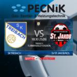Fussball live Treibach gegen SV St. Jakob