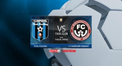 Fussball Livestream Thal/Assling vs. Nußdorf/Debant