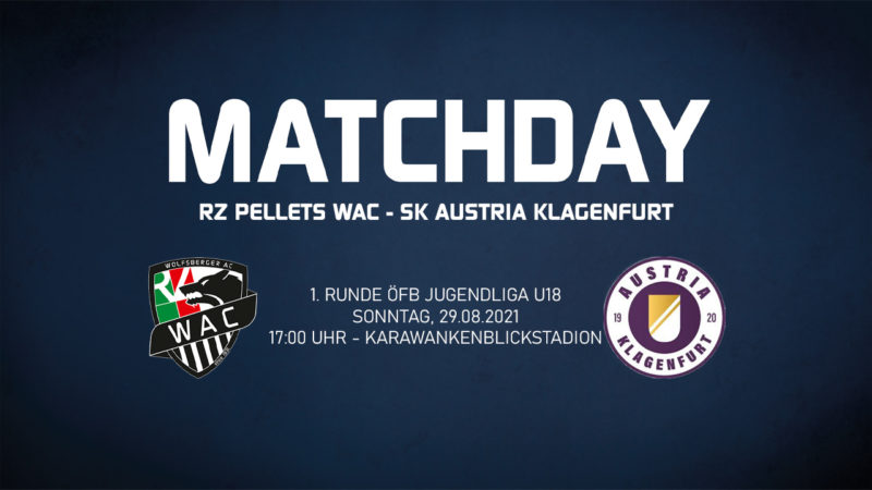 ÖFB Jugendliga - Wolfsberger AC - Austria Klagenfurt