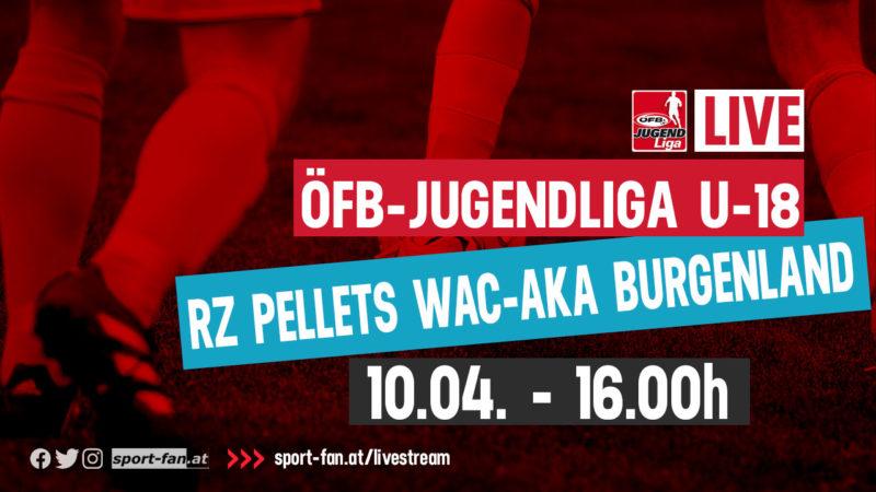 Jugendliga AKA WAC U18 - AKA Burgenland U18