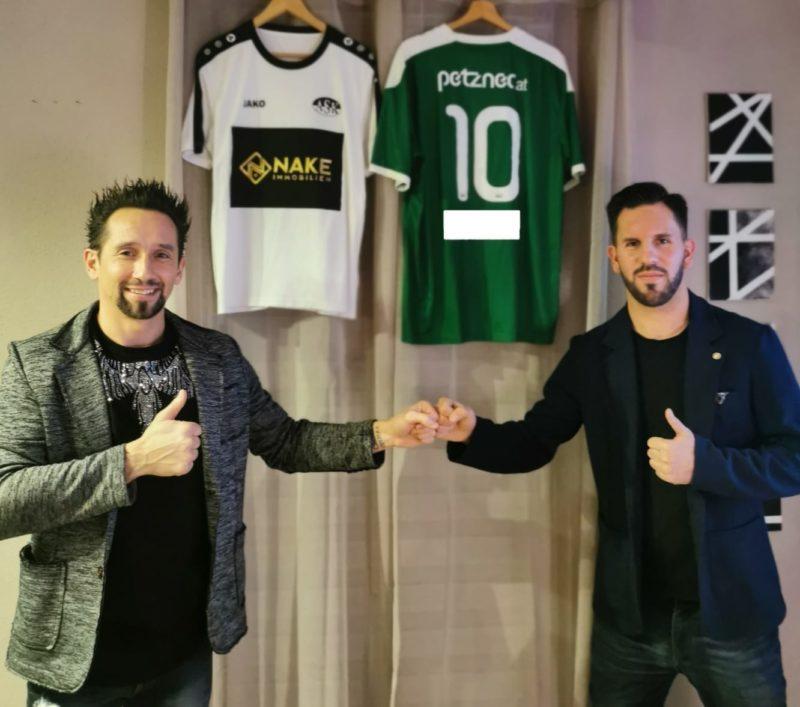 Transfer Sensation! Comeback von Sandro Zakany in Klagenfurt!