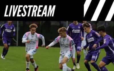 Pepi-TV live ÖFB Jugendliga LASK gegen Austria Wien U18
