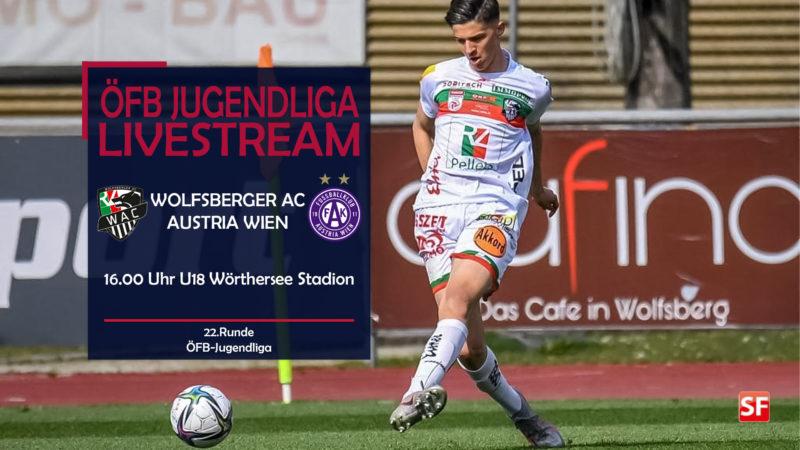 ÖFB Jugendliga Wolfsberger AC - Austria Wien